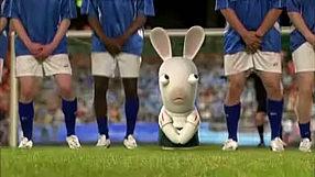 Rayman Raving Rabbids: TV Party Euro 2008