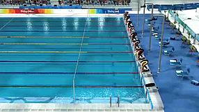 Pekin 2008 100 metrów stylem klasycznym