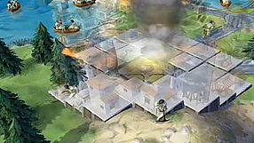 Sid Meier's Civilization Revolution zwiastun na premierę