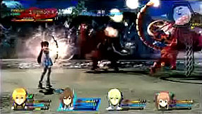 Star Ocean: The Last Hope E3 2008 - gameplay