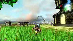 Banjo-Kazooie: Nuts & Bolts E3 2008 - gameplay