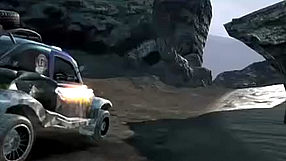 MotorStorm: Pacific Rift E3 2008 - gameplay