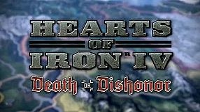 Hearts of Iron IV: Death or Dishonor zwiastun na premierę