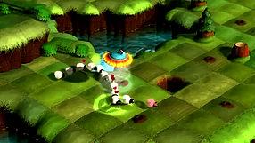 Flock! E3 2008 - gameplay #1