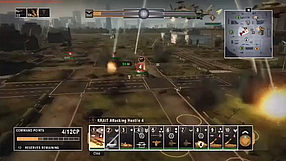 Tom Clancy's EndWar E3 2008 - walkthrough