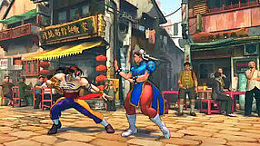 Street Fighter IV E3 2008