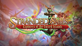 Stranded Sails: Explorers of the Cursed Islands zwiastun #1