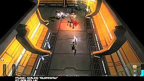 Space Siege Buzzsaw Sizzle