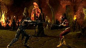 Mortal Kombat vs DC Universe GC 2008