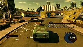 Mercenaries 2: World in Flames GC 2008 - film z gry #1
