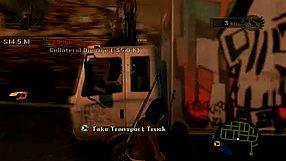 Mercenaries 2: World in Flames GC 2008 - film z gry #3