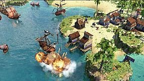 Age of Empires III: Definitive Edition gamescom 2020 trailer