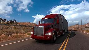 American Truck Simulator trailer