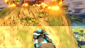 Mercenaries 2: World in Flames Sandbox Stunts