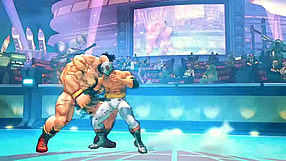 Street Fighter IV TGS 08