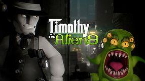 Timothy vs the Aliens zwiastun premierowy PC/Switch