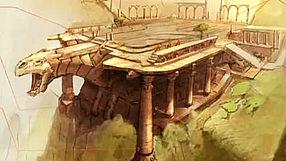 Golden Axe: Beast Rider kulisy produkcji #4