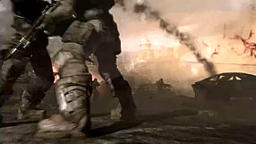 Gears of War 2 zwiastun na premierę