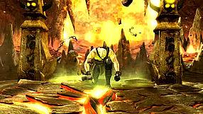 Mortal Kombat vs DC Universe fabuła