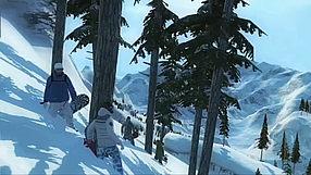 Shaun White Snowboarding multiplayer