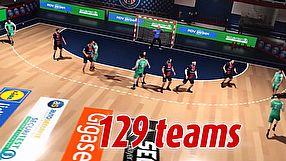Handball 21 zwiastun rozgrywki #1