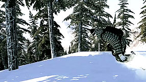 Shaun White Snowboarding zwiastun na premierę