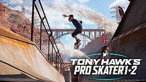 Tony Hawk's Pro Skater 1+2 zwiastun wersji na Nintendo Switch