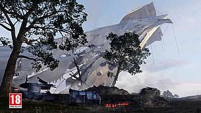 Battlefield 1 nowa mapa - Upadek kolosa (PL)