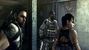 Resident Evil 5 Wesker