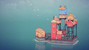 Townscaper zwiastun #1