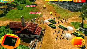Stalin vs. Martians gameplay
