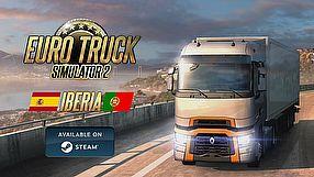 Euro Truck Simulator 2: Iberia zwiastun #1