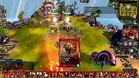 BattleForge Armia Ognia