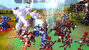 BattleForge Armia Mrozu