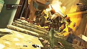 Uncharted 2: Pośród Złodziei gameplay