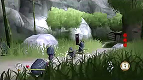 Mini Ninjas E3 2009 - gameplay