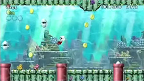 New Super Mario Bros. Wii E3 2009