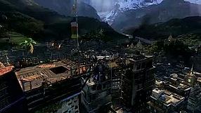 Uncharted 2: Pośród Złodziei E3 2009 - gameplay