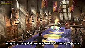 Harry Potter i Książę Półkrwi Z dziennika dewelopera #4 - wersja PL