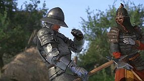 Kingdom Come: Deliverance System walki