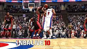 NBA Live 10 Z dziennika dewelopera #1