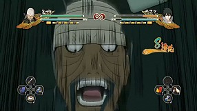 Naruto Shippuden: Ultimate Ninja Storm 3 GC 2012 gameplay - Mifune
