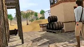 The Sims 3: Wymarzone Podróże gamescom 2009