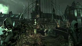Batman: Arkham Asylum gamescom 2009 - The History of Arkham Asylum