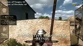 Mount & Blade: Warband gamescom 2009