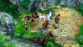 King's Bounty: Wojownicza księżniczka gameplay