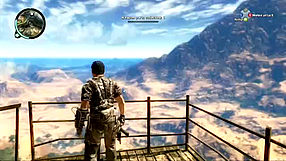 Just Cause 2 gamescom 2009 - gameplay