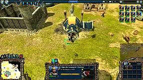 Majesty 2: Symulator Królestwa Fantasy Warriors Journey