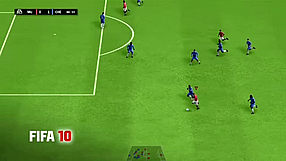 FIFA 10 drybling