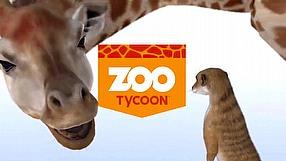Zoo Tycoon zwiastun na premierę